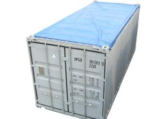 Niêm phong thùng container hỡ