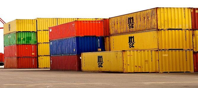 Niêm phong Container