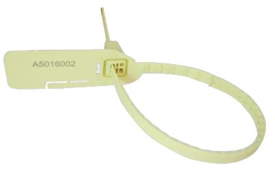 khóa niêm phong răng cưa nhựa